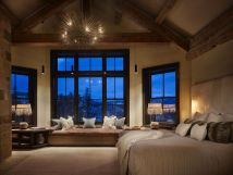 Rustic Master Bedroom Design