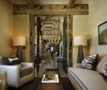 Mountain Rustic Modern Home Design