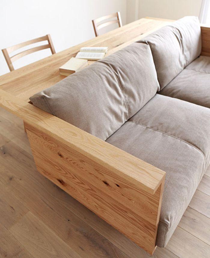 11 Wooden Sofa Ideas  Woodz