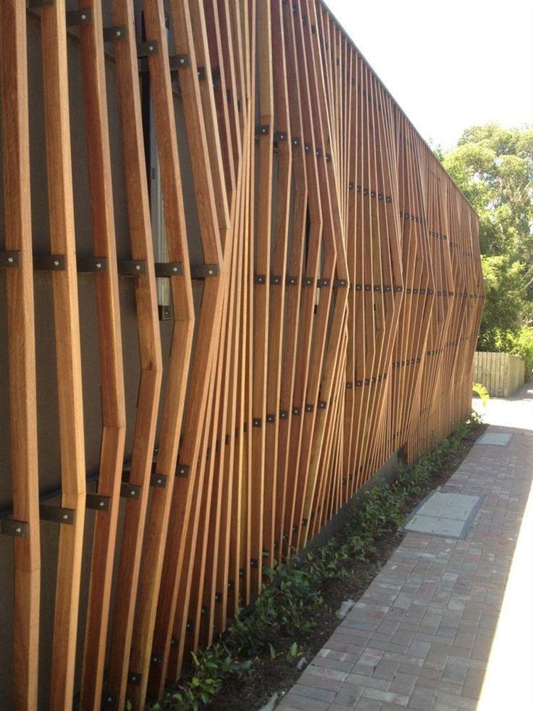 15 wooden fence ideas