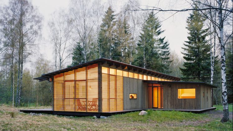 Cabins Get Away Relieve Stress Forest Cabins Tiny
