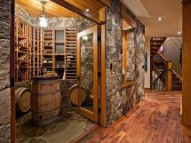 Contemporary Wine Cellar Ideas