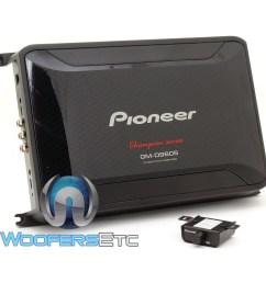pioneer gm 600 wiring diagram [ 1000 x 1000 Pixel ]