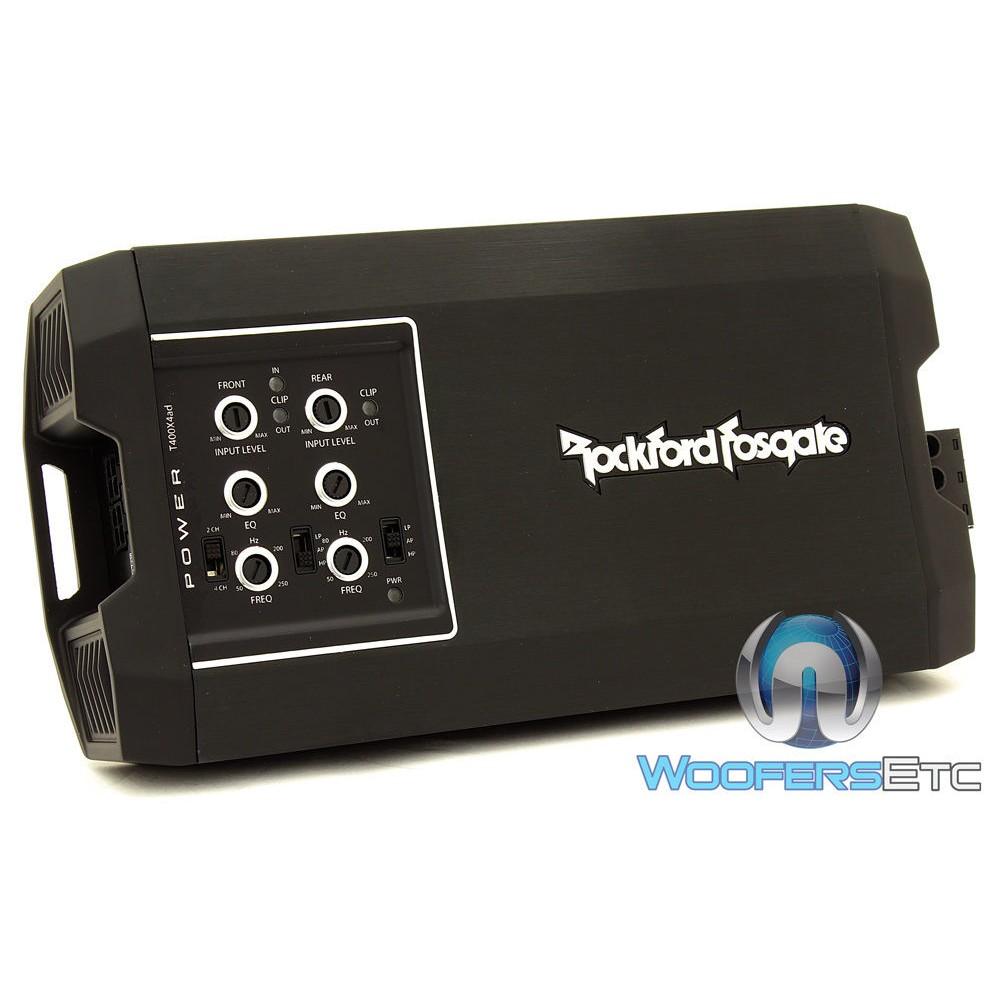 Rockford Fosgate Power Amplifier Installation Operation Brand Rockford