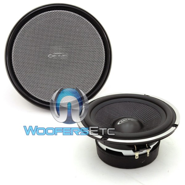 """Moto 6.2 - Arc Audio 6.5"""" 90w Rms Motorcycle Component"""