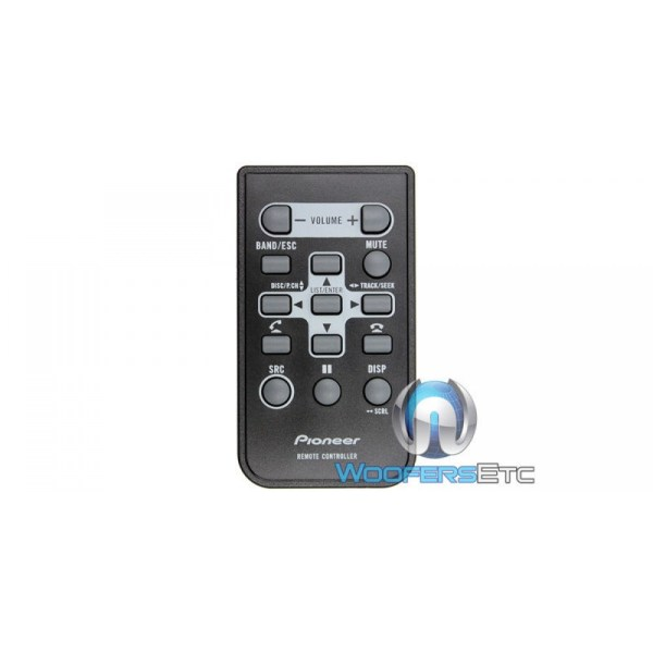Fh-x700bt - Pioneer In-dash 2-din Cd Mp3 Usb Receiver With Pandora Support And Bluetooth