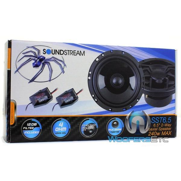 Sst6.5 - Soundstream 6.5