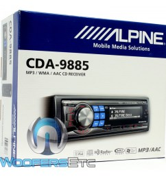 database contains cda 9856r viewing downloading in dash unit full din overview full product specs on cnet wma also bought my head everything working  [ 1000 x 1000 Pixel ]