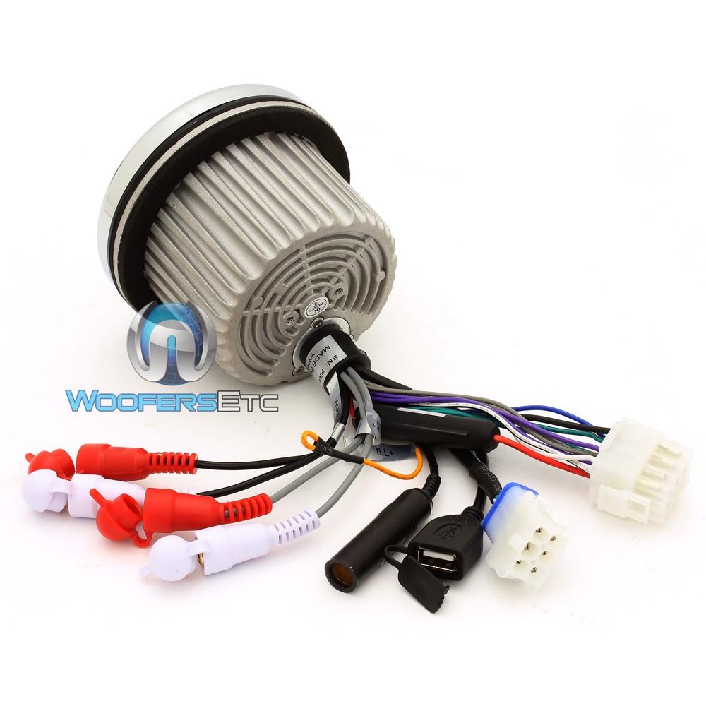 Bazooka Speaker Wiring Diagram Bazooka Speaker Wiring Diagram Free