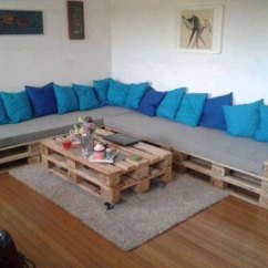 Corner Sofa Bed Chaise Longue Cheap Sectional Sofas Online 40 Fantastic Ways Of How To Reuse Old Wooden Pallets ...