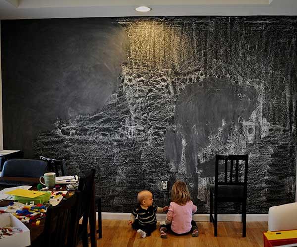 Chalkboard Paint Ideas For Kids