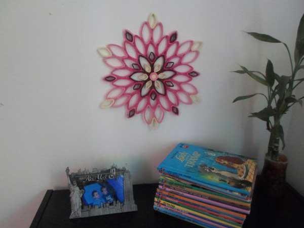 Crafts Pumpkins Toilet Paper Rolls Ribbon Bathroom Ideas Repurposing Upcycling Seasonal