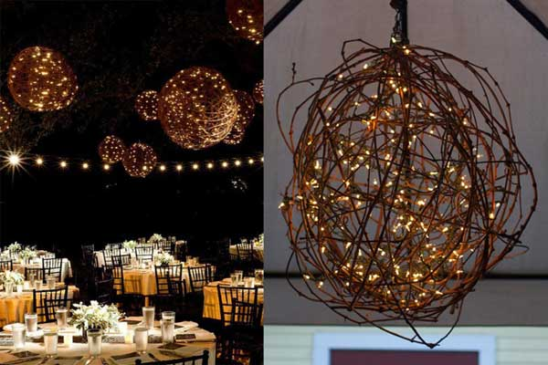 Rustic Tree Branch Chandeliers 30 2