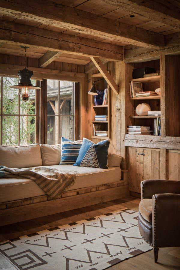 Cabin Inspired Decor