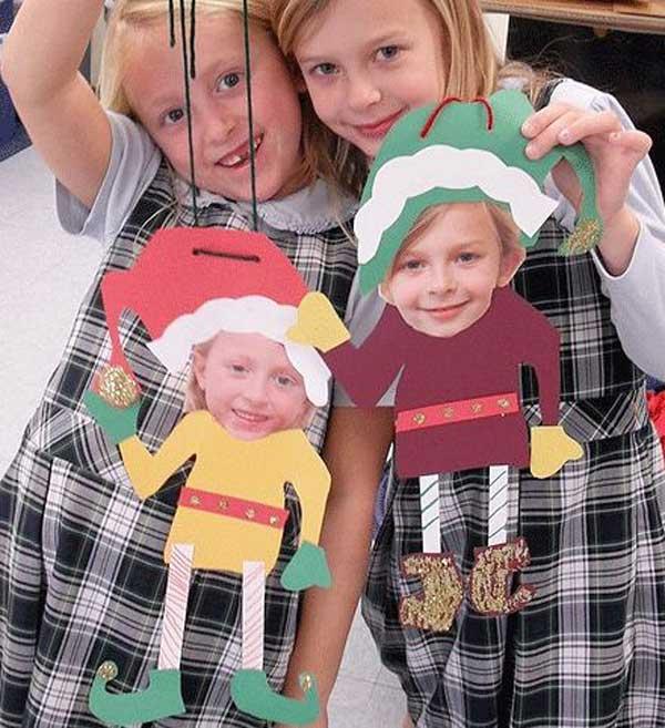 Free Preschool Christmas Crafts