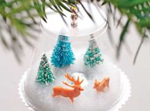 Top 38 Easy and Cheap DIY Christmas Crafts Kids Can Make ...