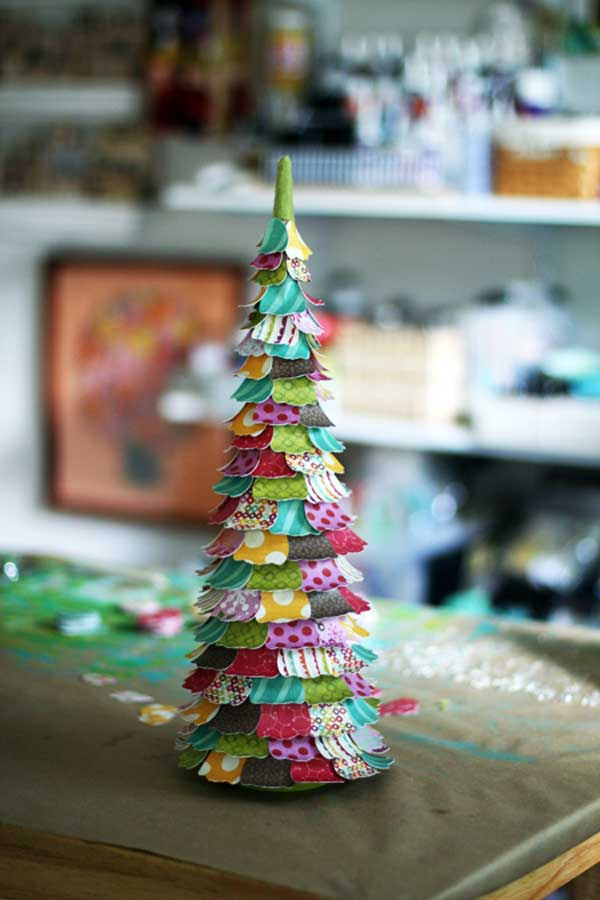 Homemade Christmas Tree Decorations Kids