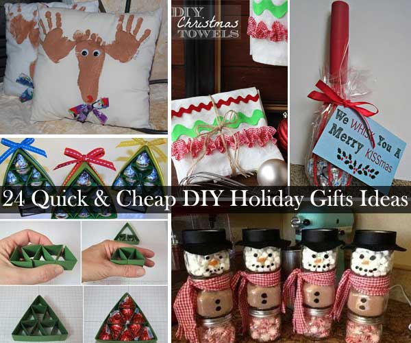 Cheap Christmas Gift Ideas For Family