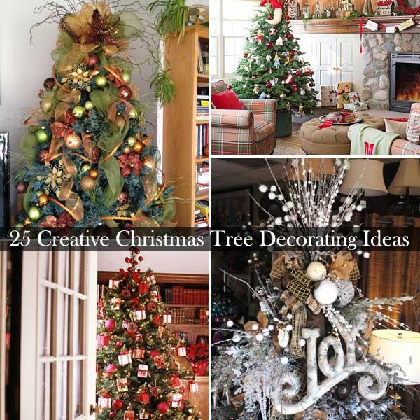 Creative Christmas Ornament Ideas