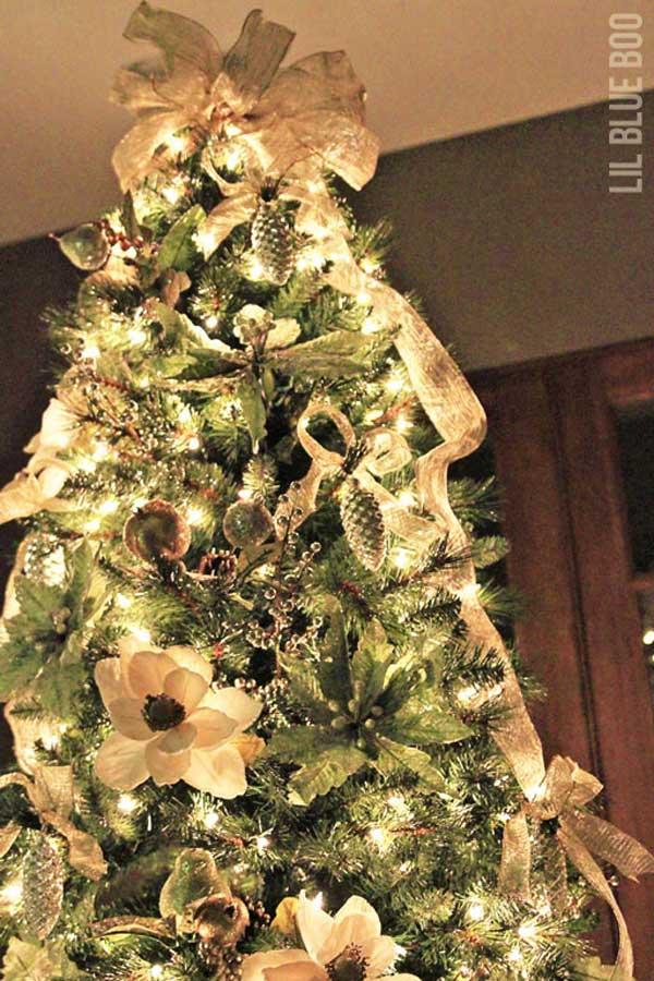 Diy Christmas Tree Decoration Ideas 25