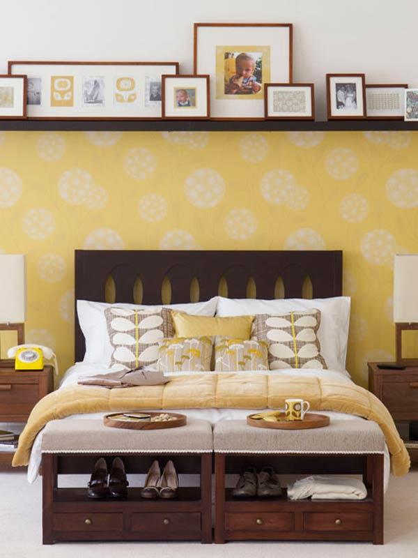 Bedroom dividers