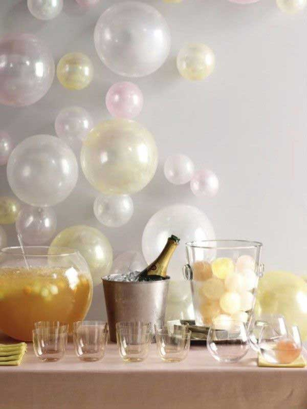 COOL DIY NEW YEAR'S EVE DECORATIONS