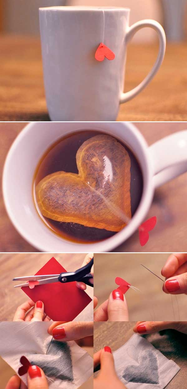 Top 35 Easy HeartShaped DIY Crafts For Valentines Day
