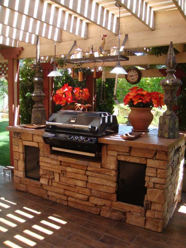 Small Backyard Gazebo Ideas