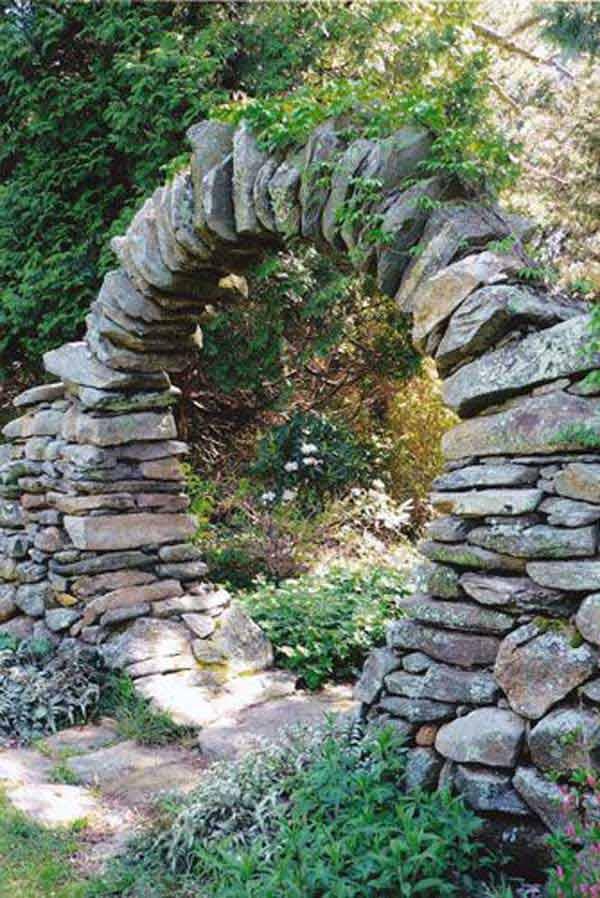 22 Beautiful Garden Gate Ideas To Reflect Style