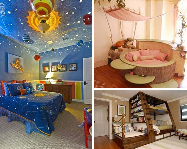 27 kids rooms are