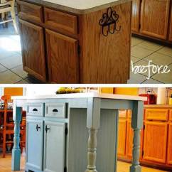 Cheap Kitchen Island Ideas Small Tv For 32 Simple Rustic Homemade Islands Amazing Diy Interior 11