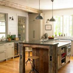 Cheap Kitchen Island Ideas Painting Cabinets Black 32 Simple Rustic Homemade Islands Amazing Diy Interior 28