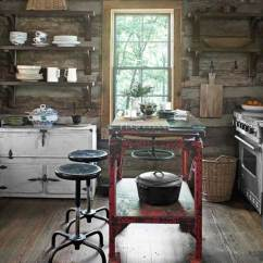 Country Kitchen Islands Home Depot Cabinets Prices 32 Simple Rustic Homemade Amazing Diy Interior 8