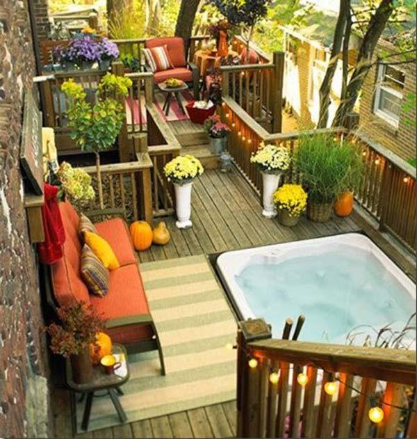 Apartment Balcony Gardening Null