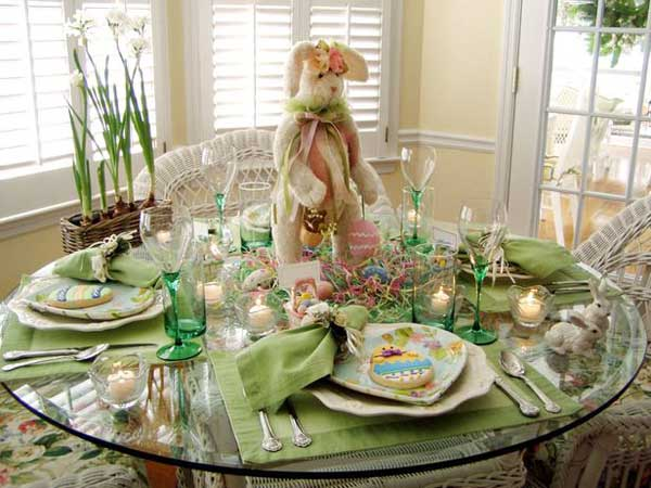 Cute Easter Decorating Ideas