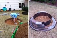 38 Easy and Fun DIY Fire Pit Ideas - Amazing DIY, Interior ...