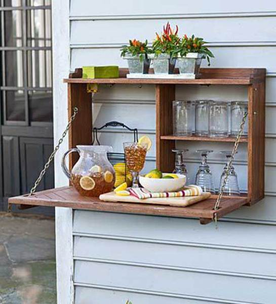 diy outdoor bar ideas 26 Creative and Low-Budget DIY Outdoor Bar Ideas - Amazing DIY, Interior & Home Design