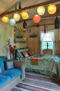 35 Charming Boho-Chic Bedroom Decorating Ideas - Amazing ...
