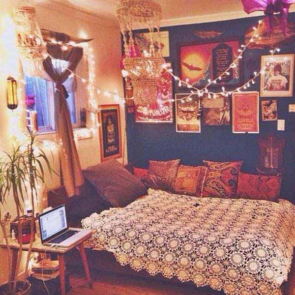 Indie Bedroom Decor