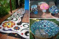 28 Stunning Mosaic Projects for Your Garden - Amazing DIY ...
