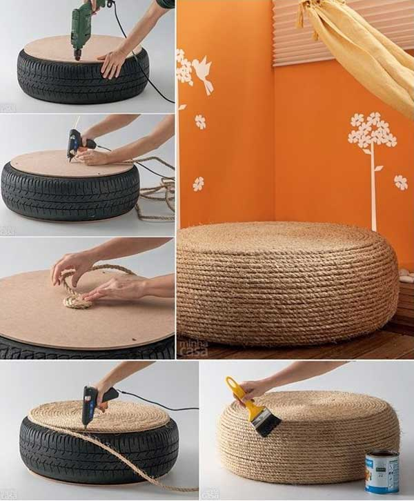 34 Fantastic DIY Home Decor Ideas With Rope