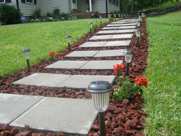 41 Inspiring Ideas For A Charming Garden Path