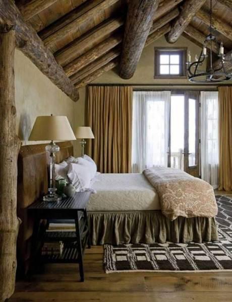 rustic bedroom decorating ideas 22 Inspiring Rustic Bedroom Designs For This Winter