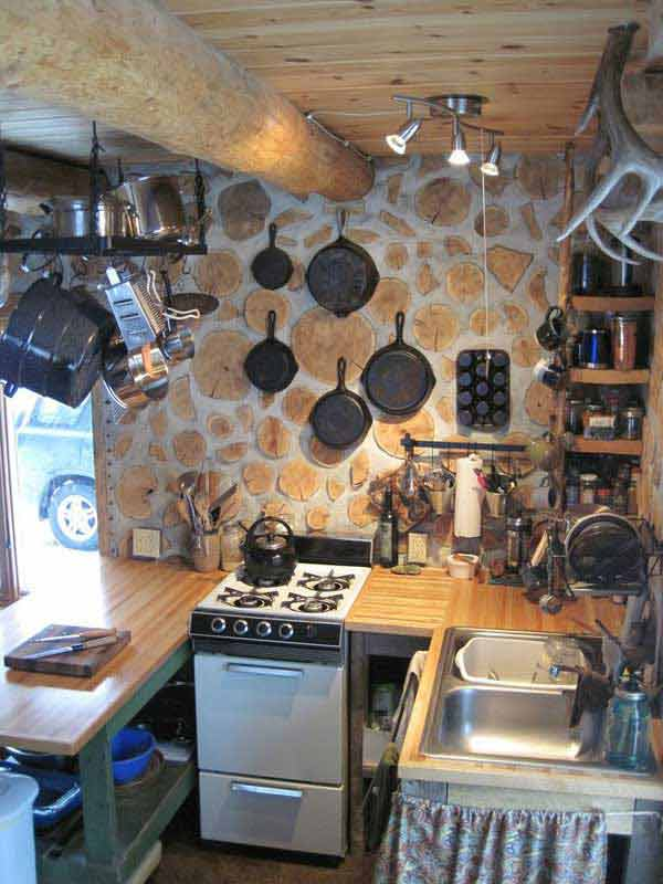 Tiny House Interior Images
