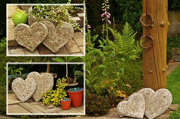 diy makeover backyard landscaping project 28 Cutest Outdoor Concrete Projects For Your Home