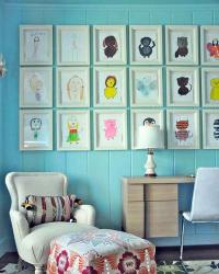 Top 28 Most Adorable DIY Wall Art Projects For Kids Room ...