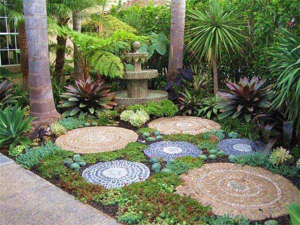 fabulous garden decorating ideas