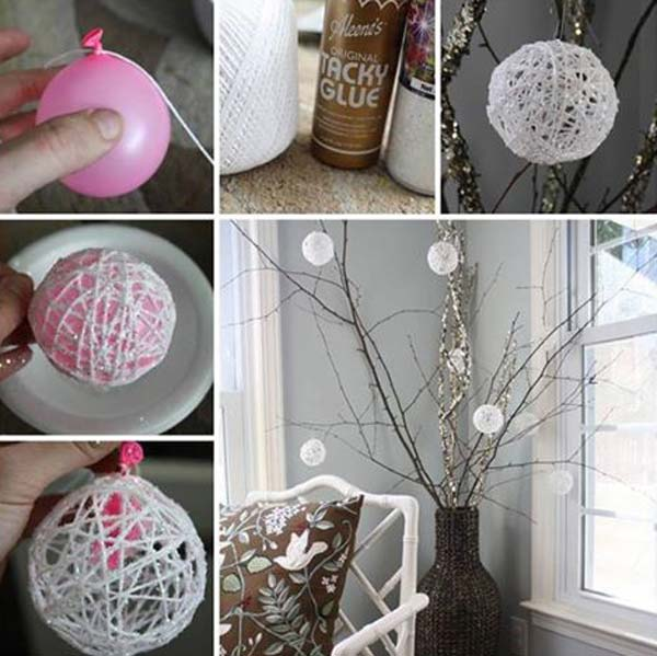 Here Are Some Diy Decorating Projects Don 39 T Take A Lot Of Time And Won Break The Bank Really Fun That Simple Quick