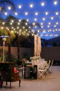 outdoor patio lighting string  Roselawnlutheran