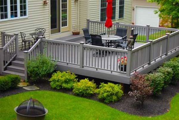 wonderful deck design
